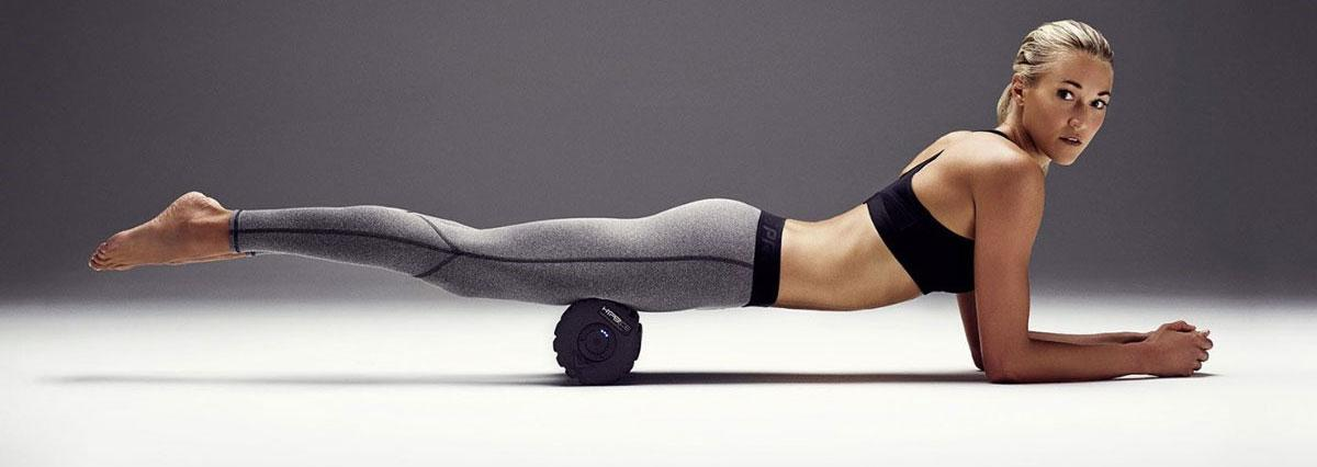 add rollers to your home gym