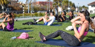 six outdoor workout hazards