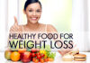 10 Foods That Promote Weight Loss