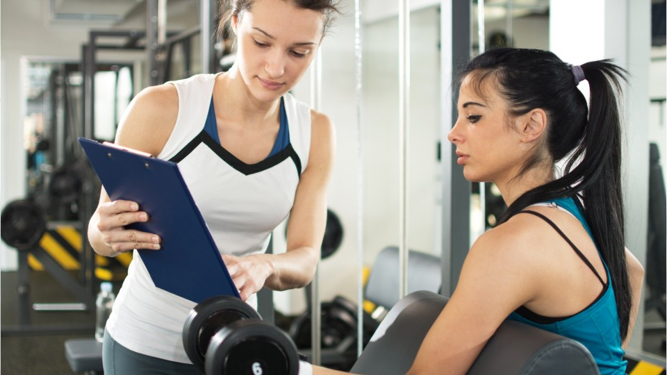 Coordinator for Fitness Health and Wellness