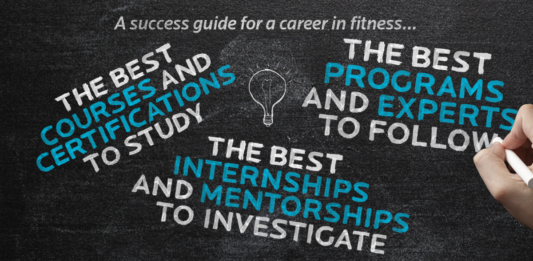 Several Career Options in Fitness Health and Wellness