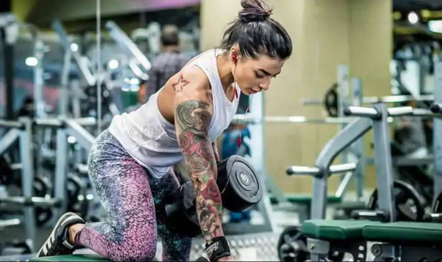 Gym Hitting